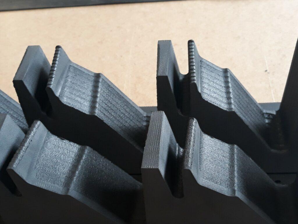 Frezowanie pianki 3D, XPE Schaumstoff, 3D-CNC Fräsen, CNC Milling