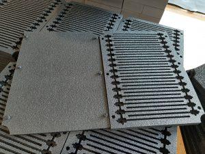 ESD Pianka Schaumstoff Foam, ESD Schaumstoff, Kleinserie, gefräst und geschnitten, Deckel und Trays für fos4x GmbH München