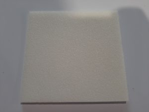 Bílá polyethylenová pěna, Polyethylen Schaumstoff weiss, Polyetylene Foam white