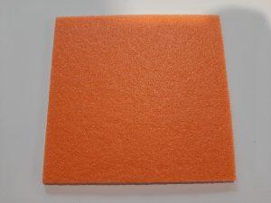 Oranžová polyethylenová pěna, Polyethylen Schaumstoff orange