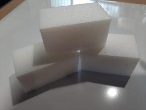 Pianki zabezpieczające, XPE Schaumstoff-Blöcke, geschnitten, verschiedene Dicken und Dichten verfügbar, Protective Foams