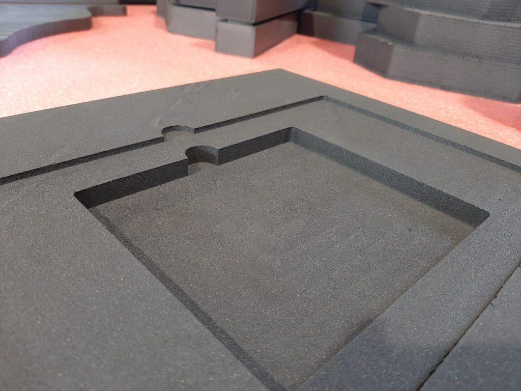 Wypełnienie piankowe zxt, Schaumstoff Einlage , Foam Tray