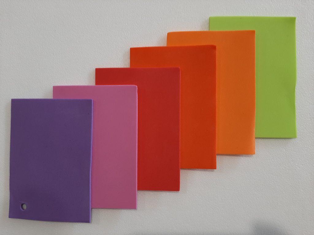 XPE Kolory 1, Colors, Farben