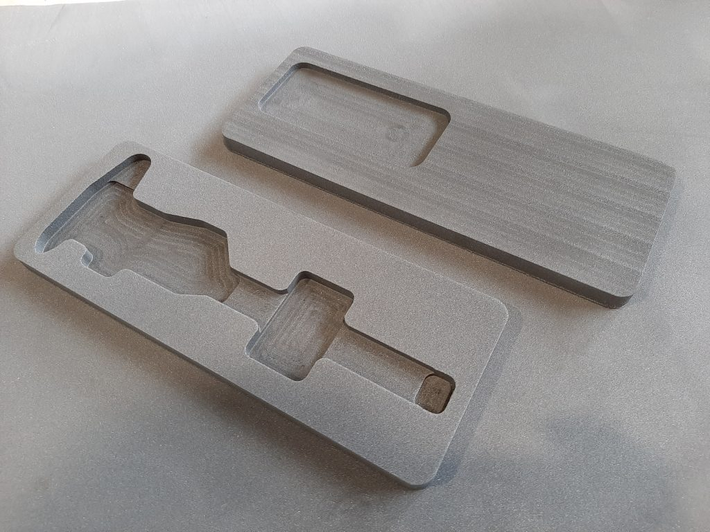 XPE33 Pianka,XPE33-Schaumstoff, Messschieber Aufnahme mit Deckel, XPE33 Foam