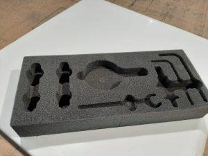 Wkład do skrzynki narzędziowej, Koffereinsätz, Foam Tray